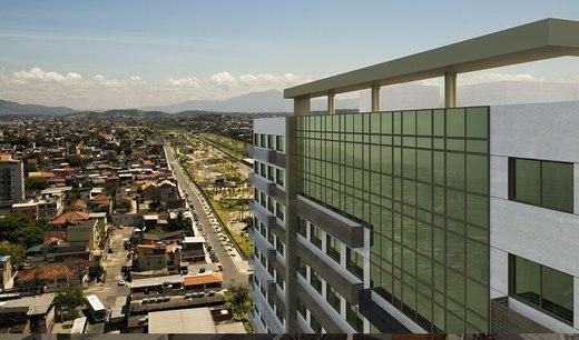 Fachada - Fachada - Madureira Office Park - Lojas - 1231 - 3