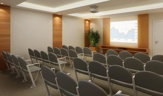 Auditorio - Fachada - Madureira Office Park - Lojas - 1231 - 7