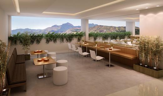 Lounge - Fachada - Madureira Office Park - Lojas - 1231 - 8