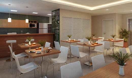 Espaco cafe - Fachada - Madureira Office Park - Lojas - 1231 - 9