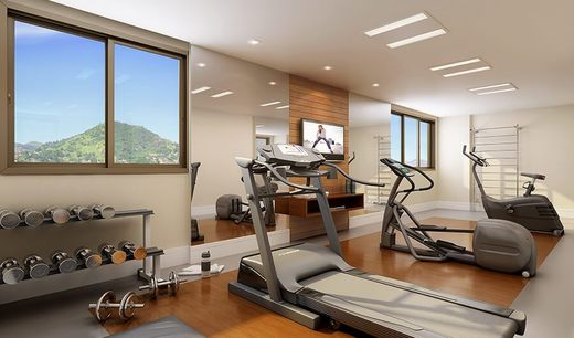 Fitness - Fachada - Madureira Office Park - Lojas - 1231 - 10