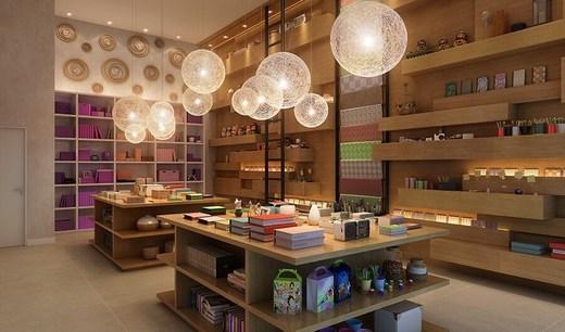Exemplo loja - Fachada - Madureira Office Park - Lojas - 1231 - 12