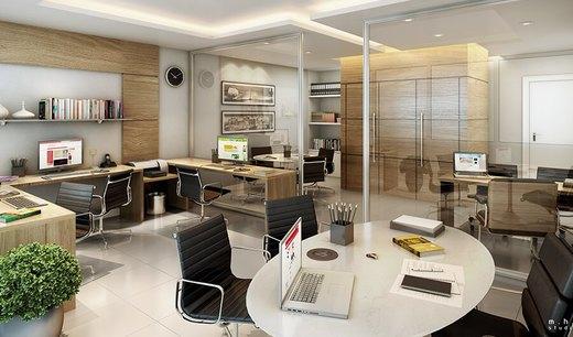 Exemplo sala - Fachada - Mix Mall & Business - 68 - 3