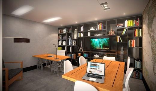 Espaco estudo - Cobertura 3 quartos à venda Rio de Janeiro,RJ - R$ 1.036.706 - II-5496-13547 - 16