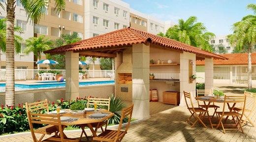 Churrasqueira - Apartamento 3 quartos à venda Vargem Pequena, Rio de Janeiro - R$ 224.173 - II-5497-13552 - 6