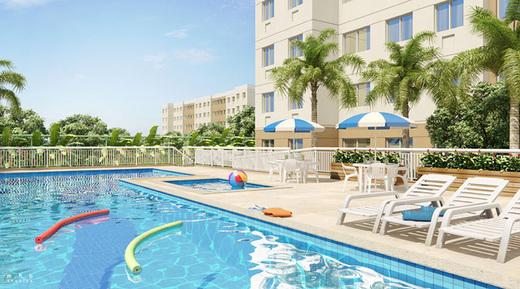 Piscina - Apartamento 3 quartos à venda Vargem Pequena, Rio de Janeiro - R$ 224.173 - II-5497-13552 - 8