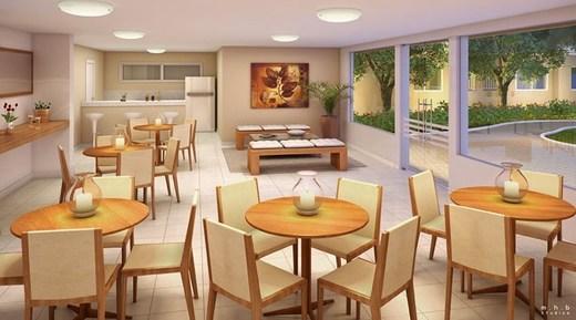 Salao de festas - Apartamento 3 quartos à venda Vargem Pequena, Rio de Janeiro - R$ 224.173 - II-5497-13552 - 4