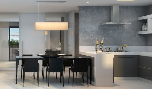 Espaco gourmet - Fachada - Raro Design Residence - 71 - 8