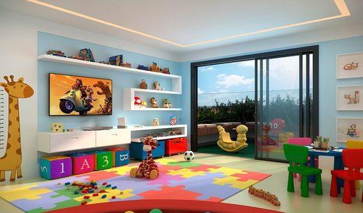 Espaco kids - Fachada - Raro Design Residence - 71 - 10