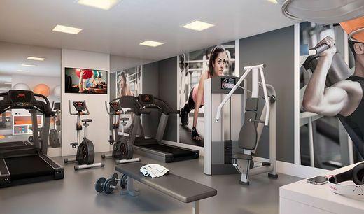 Fitness - Fachada - Raro Design Residence - 71 - 7