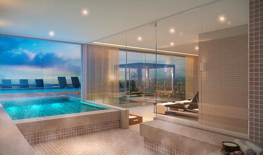 Sauna - Fachada - Raro Design Residence - 71 - 15