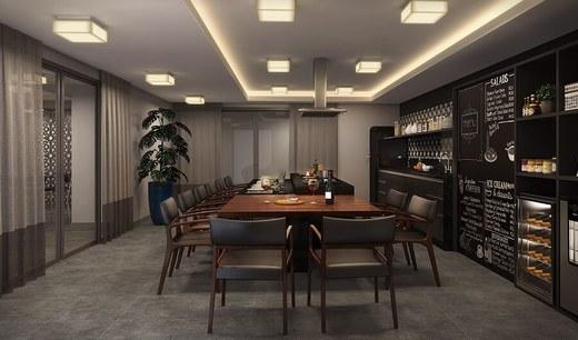 Espaco gourmet - Fachada - Urban Boutique Apartaments - 49 - 6