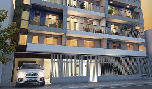 Fachada - Fachada - Urban Boutique Apartaments - Lojas - 73 - 1