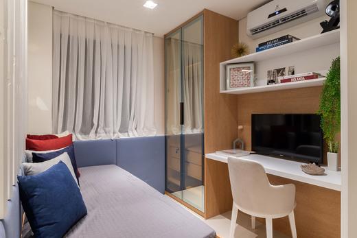 Dorm decorado - Studio à venda Rua Venâncio Aires,Perdizes, São Paulo - R$ 410.348 - II-5501-13559 - 12