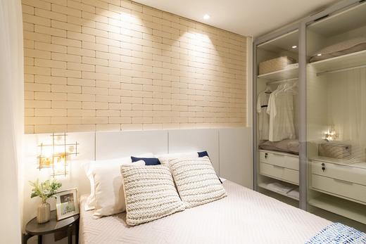 Dorm decorado - Studio à venda Rua Venâncio Aires,Perdizes, São Paulo - R$ 410.348 - II-5501-13559 - 11