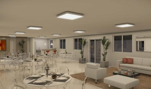 Salao de festas - Fachada - Completo Campo Grande - 68 - 3