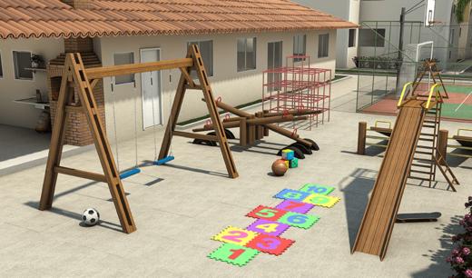 Playground - Fachada - Completo Campo Grande - 68 - 5