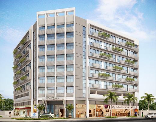 Fachada - Sala Comercial 22m² à venda Campo Grande, Rio de Janeiro - R$ 115.506 - II-5508-13573 - 1
