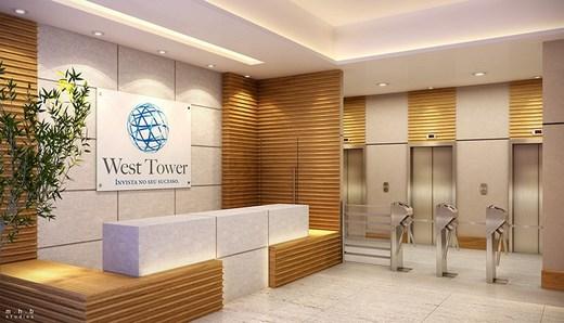 Hall - Sala Comercial 22m² à venda Campo Grande, Rio de Janeiro - R$ 115.506 - II-5508-13573 - 3