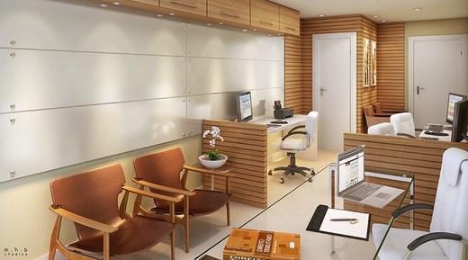 Exemplo sala - Sala Comercial 22m² à venda Campo Grande, Rio de Janeiro - R$ 115.506 - II-5508-13573 - 4