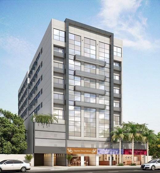 Fachada - Sala Comercial 20m² à venda Taquara, Rio de Janeiro - R$ 94.921 - II-5510-13577 - 1