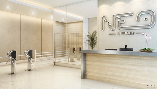 Hall - Fachada - Neo Offices - 66 - 3