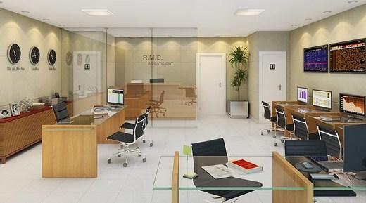 Exemplo sala - Sala Comercial 20m² à venda Taquara, Rio de Janeiro - R$ 94.921 - II-5510-13577 - 5