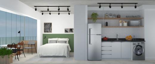 Studio 31m2 - Fachada - Next Home Design - 636 - 10
