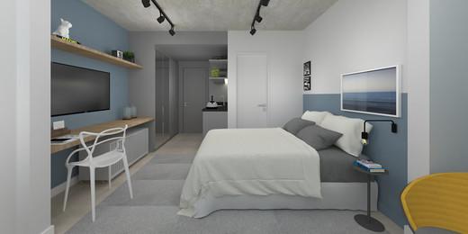 Studio 25m2 - Fachada - Next Home Design - 636 - 6