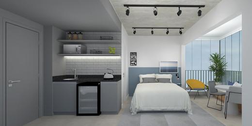 Studio 25m2 - Fachada - Next Home Design - 636 - 7