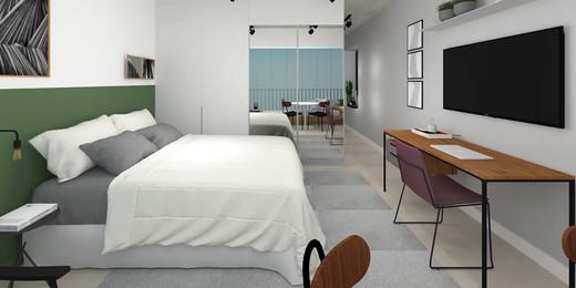Studio 31m2 - Fachada - Next Home Design - 636 - 9