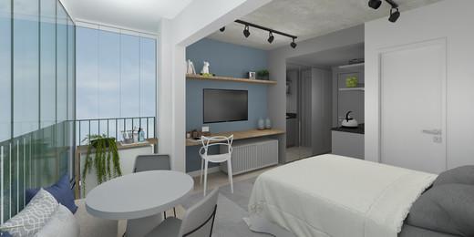 Studio 25m2 - Fachada - Next Home Design - 636 - 8