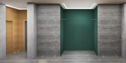 Hall social - Fachada - Next Home Design - 636 - 5