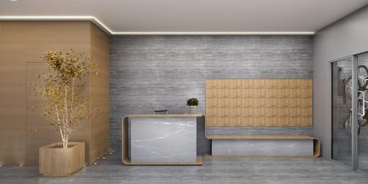 Recepcao - Fachada - Next Home Design - 636 - 4