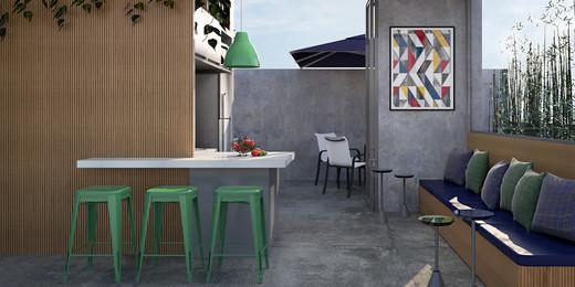 Espaco gourmet interno - Fachada - Next Home Design - 636 - 15