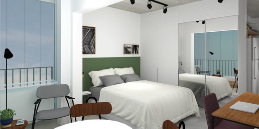 Studio 31m2 - Fachada - Next Home Design - 636 - 11