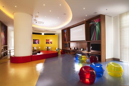 Sala de jogos - Fachada - Cidade Jardim - Reserva do Parque - 34 - 3