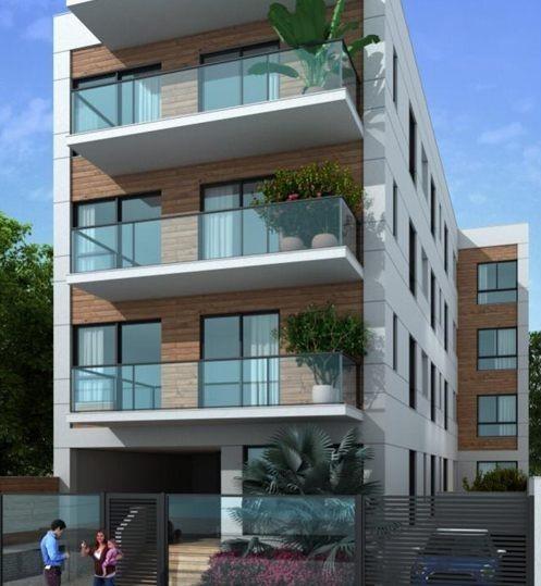 Fachada - Apartamento 1 quarto à venda Grajaú, Rio de Janeiro - R$ 314.150 - II-5545-13643 - 1
