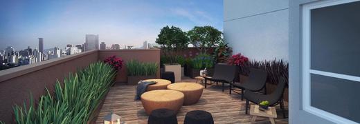 Lounge terraco - Fachada - NeoConx Santa Catarina - 633 - 10