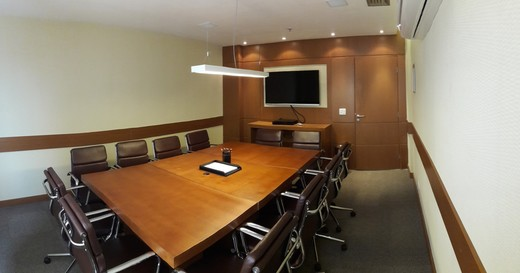 Sala de reuniao - Fachada - Alfa Corporate - 84 - 11