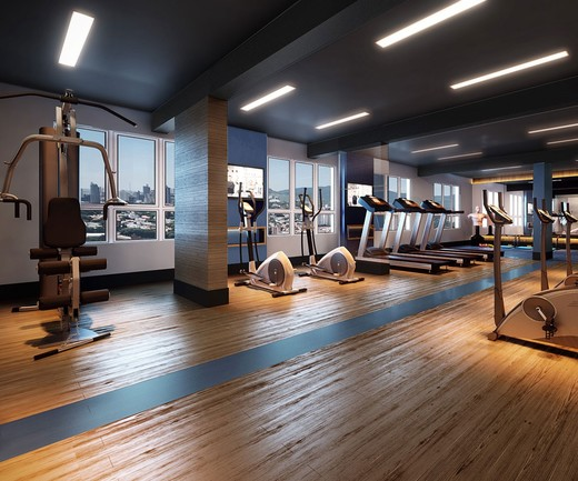 Fitness - Fachada - Platina Piratini - 188 - 4