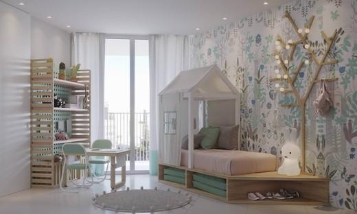 Dormitorio - Fachada - Brisa - 103 - 12