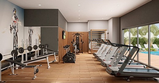 Fitness - Fachada - Reserva do Conde - 103 - 5