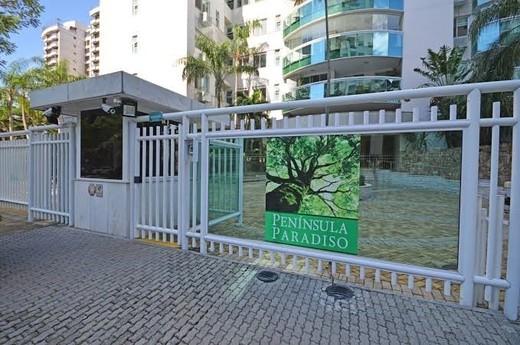 Portaria - Fachada - Península - Paradiso - 20 - 2