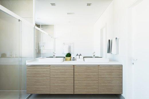 Banheiro - Apartamento à venda Alameda Jaú,Jardim América, São Paulo - R$ 3.380.000 - II-4644-11928 - 1