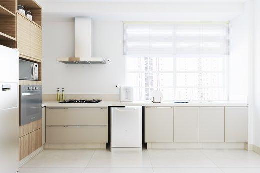Cozinha - Apartamento à venda Alameda Jaú,Jardim América, São Paulo - R$ 3.380.000 - II-4644-11928 - 4