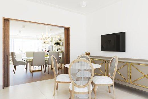 Cozinha - Apartamento à venda Alameda Jaú,Jardim América, São Paulo - R$ 3.380.000 - II-4644-11928 - 5