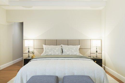 Quarto principal - Apartamento à venda Alameda Jaú,Jardim América, São Paulo - R$ 3.380.000 - II-4644-11928 - 8