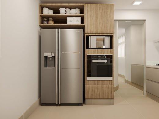 Cozinha - Apartamento à venda Rua José Maria Lisboa,Jardim América, São Paulo - R$ 3.190.000 - II-4649-11933 - 4
