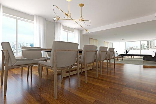 Cozinha - Apartamento à venda Alameda Casa Branca,Jardim América, São Paulo - R$ 4.760.000 - II-4671-11955 - 3